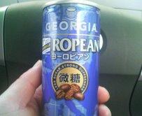缶コーヒー食品表示