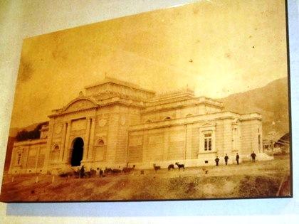 創建時の奈良国立博物館
