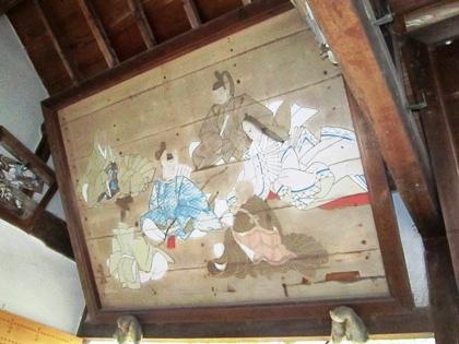 市杵島神社の絵馬