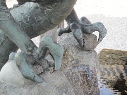 四本指の龍