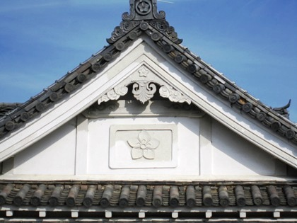 三輪山極楽寺の懸魚