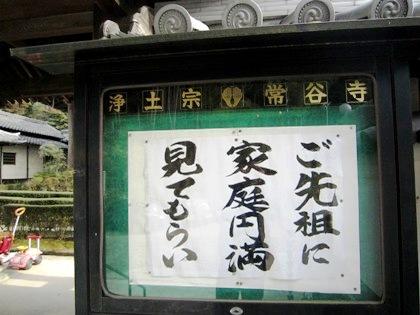 浄土宗常谷寺