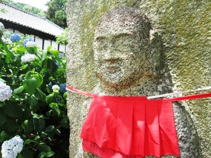 矢田寺の味噌なめ地蔵