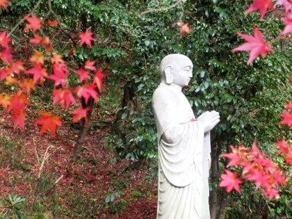 長谷寺の地蔵石仏