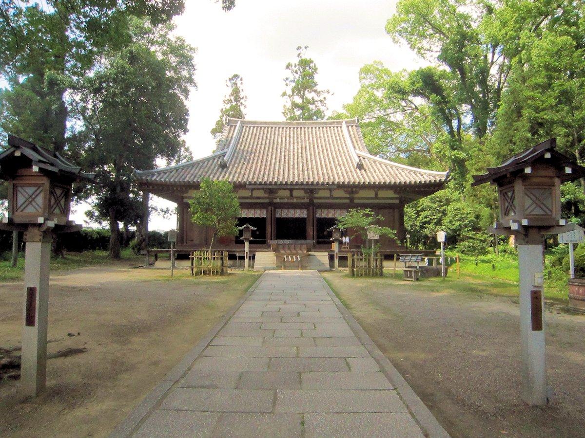 大神神社の若宮社