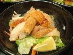 大和肉鶏のコンフィ