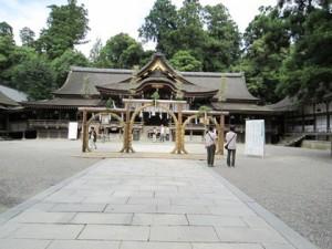 Ohmiwa Shrine