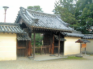 中宮寺門跡