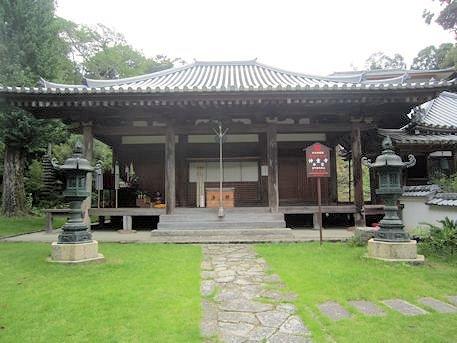 神童寺本堂