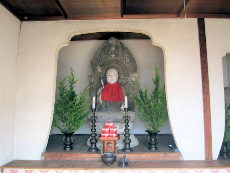大念寺の泡子地蔵