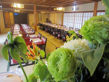 大神神社の結婚披露宴会場