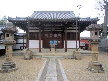 本光明寺本堂