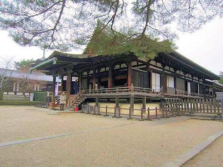 法隆寺聖霊院