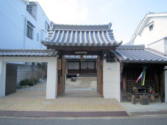 奈良市の安養寺