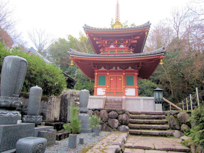 平等寺釈迦堂(二重塔)