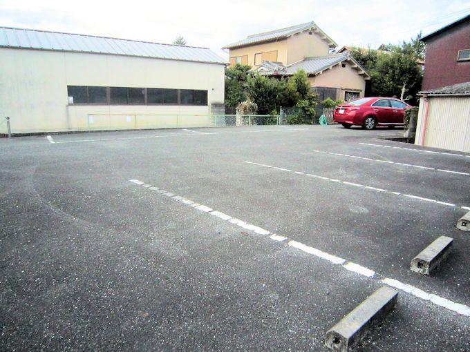 大正楼第二駐車場