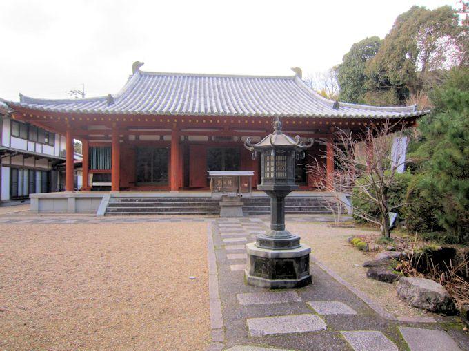 三輪山平等寺本堂