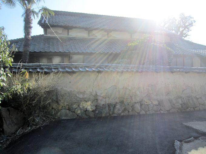 太陽光と日向寺