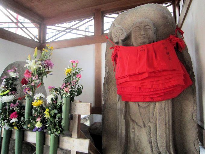四天王寺の融通地蔵