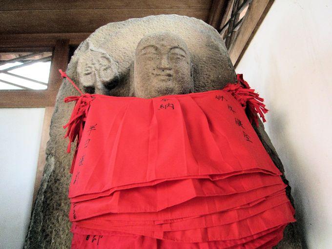 四天王寺融通地蔵