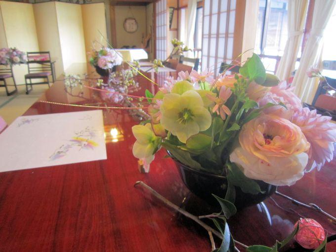 結婚披露宴会場装花