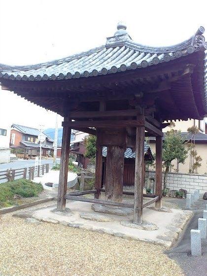 長岳寺五智堂