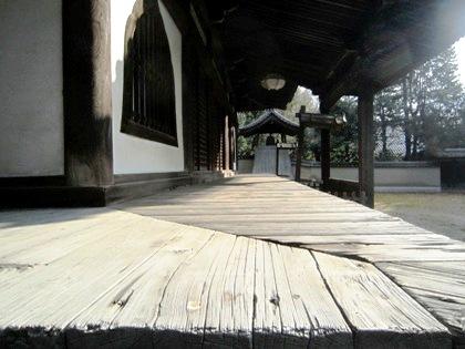 東大寺知足院本堂
