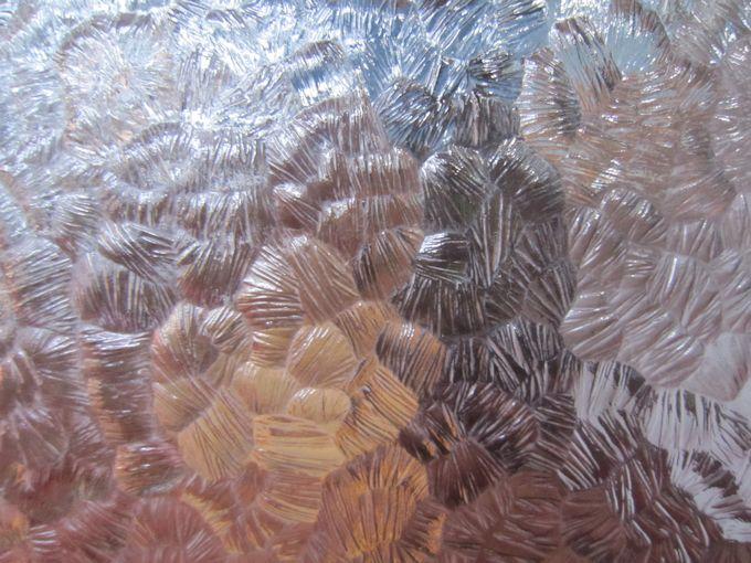 石目調型板ガラス