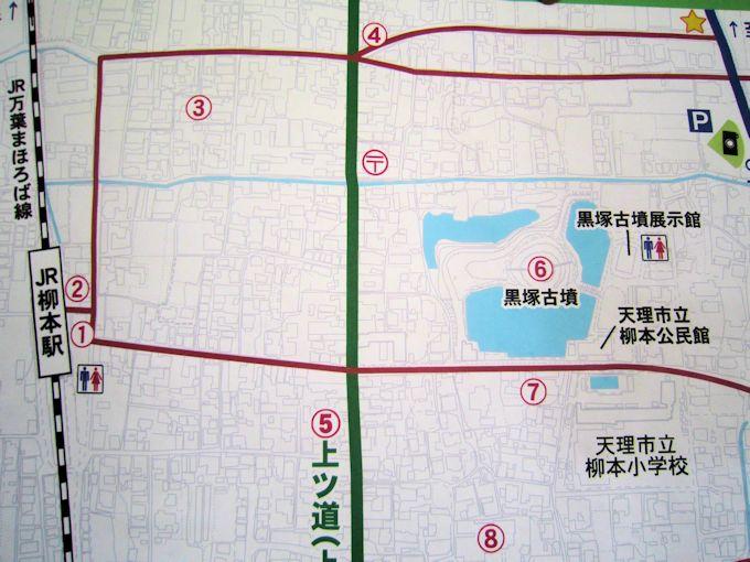 迎蓮寺周辺地図