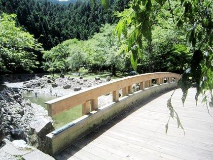 音無川の太鼓橋