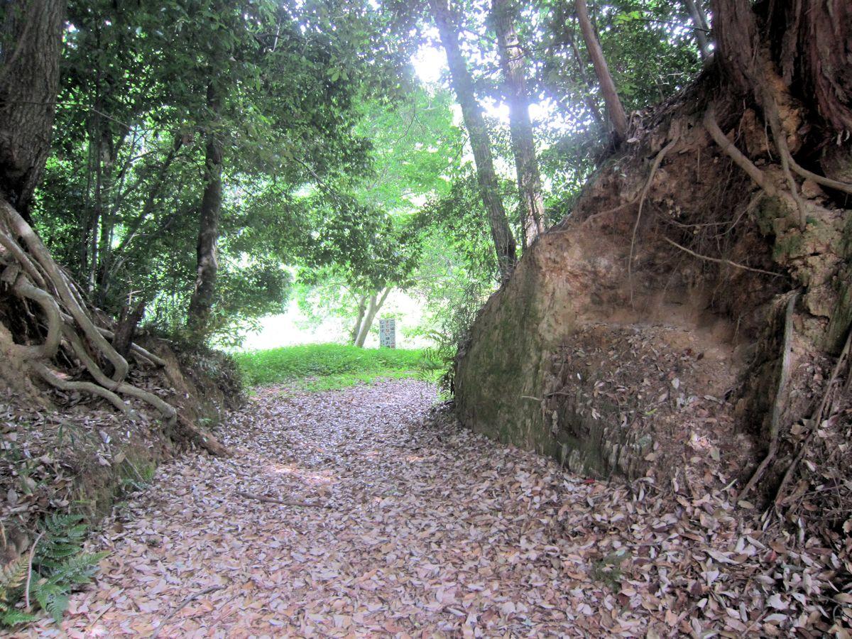 泥掛地蔵アクセスルート