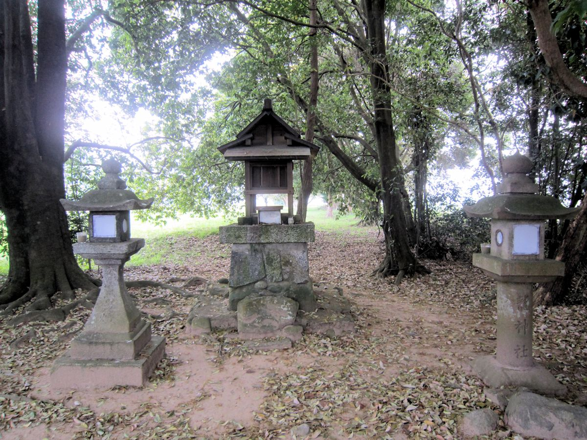 明日香村の龍神社