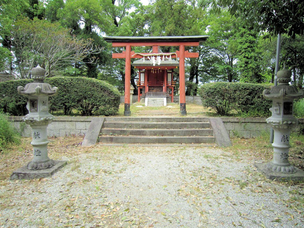 小杜神社二の鳥居