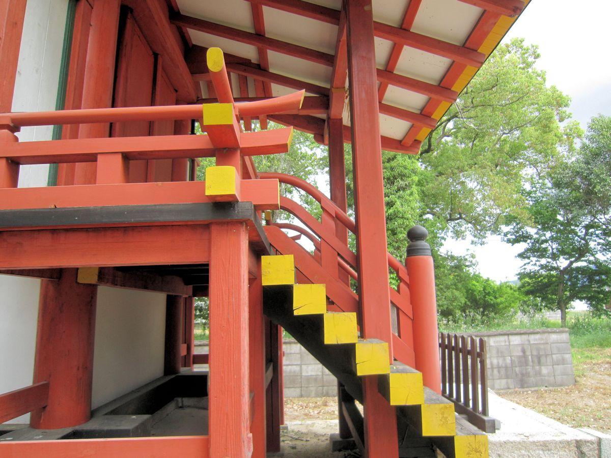 小杜神社本殿