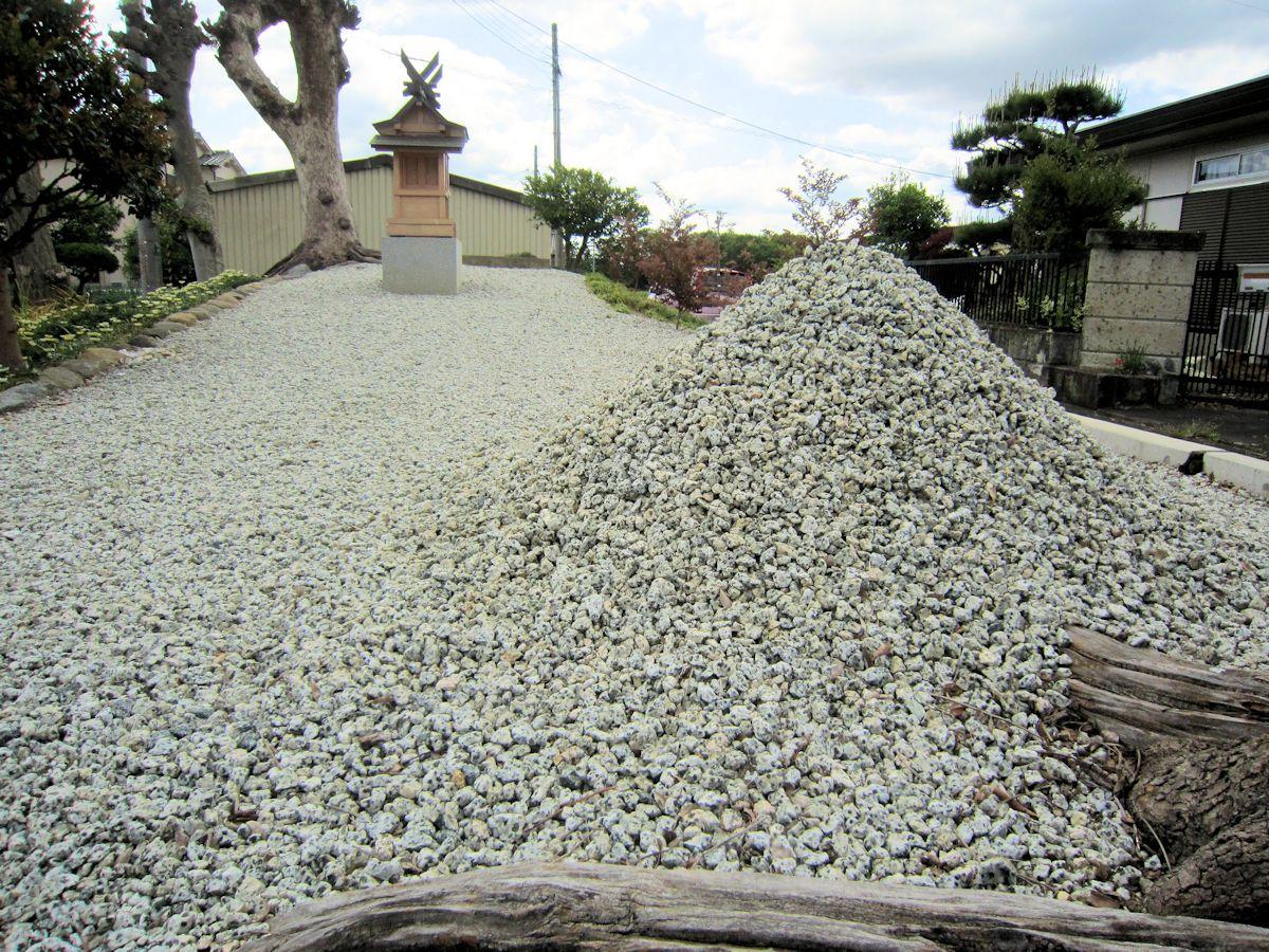 田原本町多の盛砂