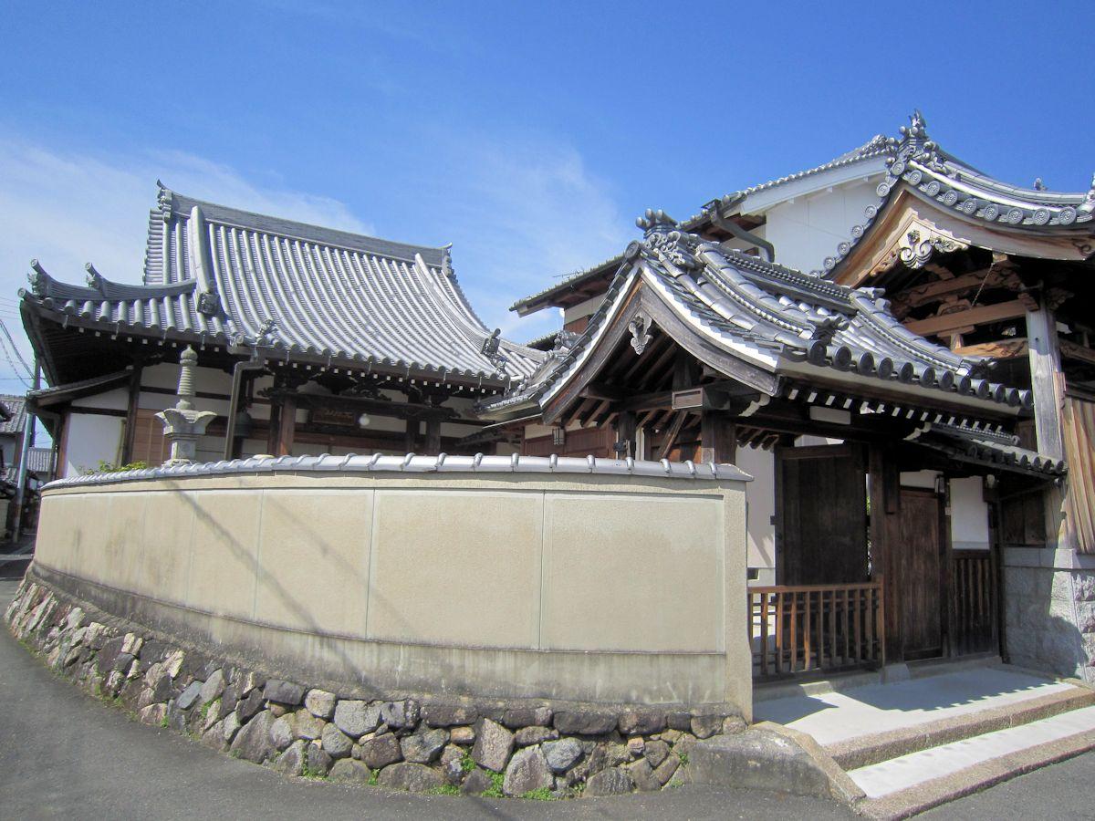 矢部の安楽寺