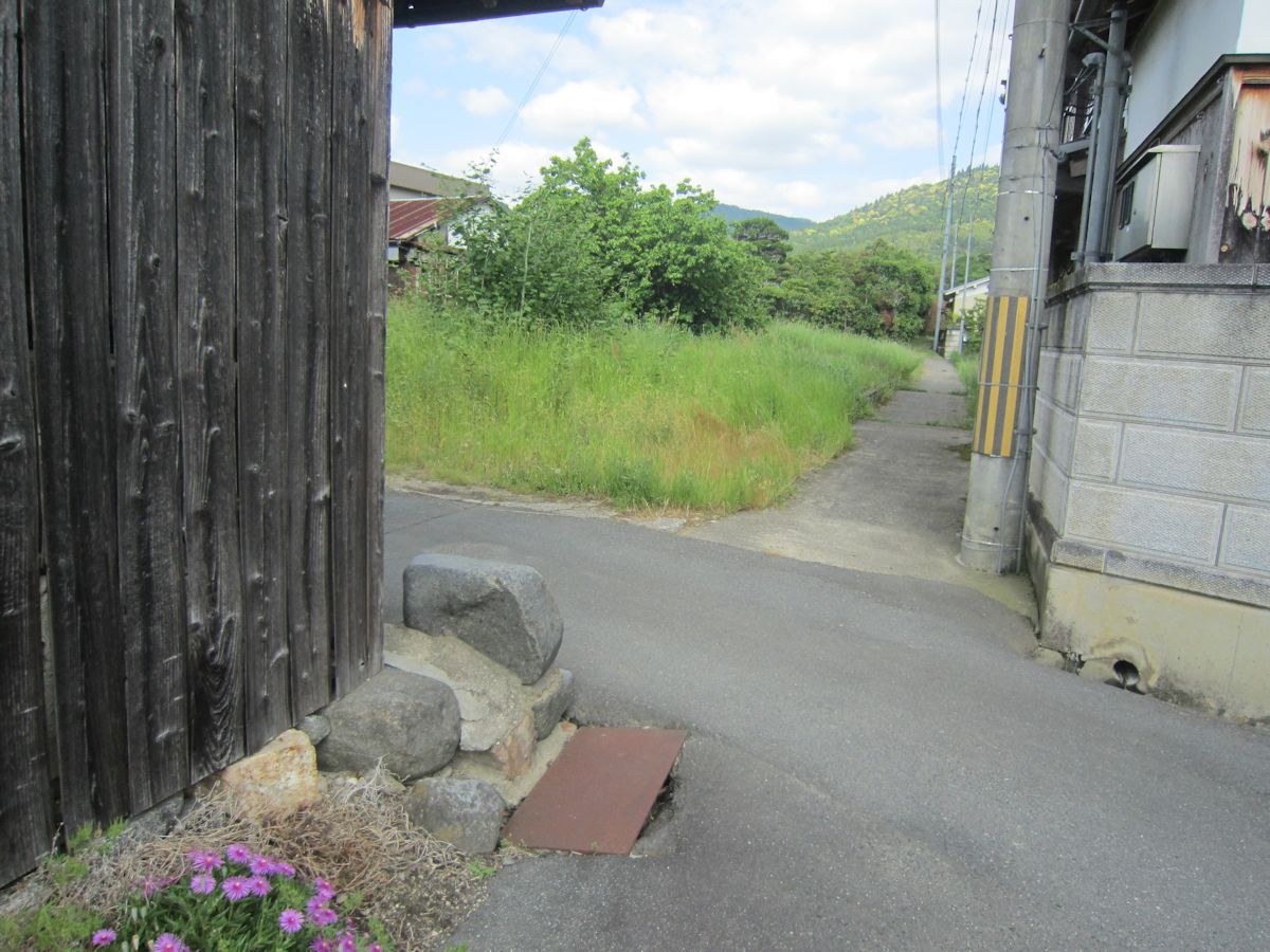 馬塚古墳のアクセスルート