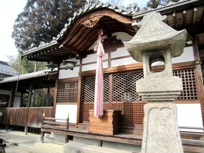 桜井市の十二柱神社