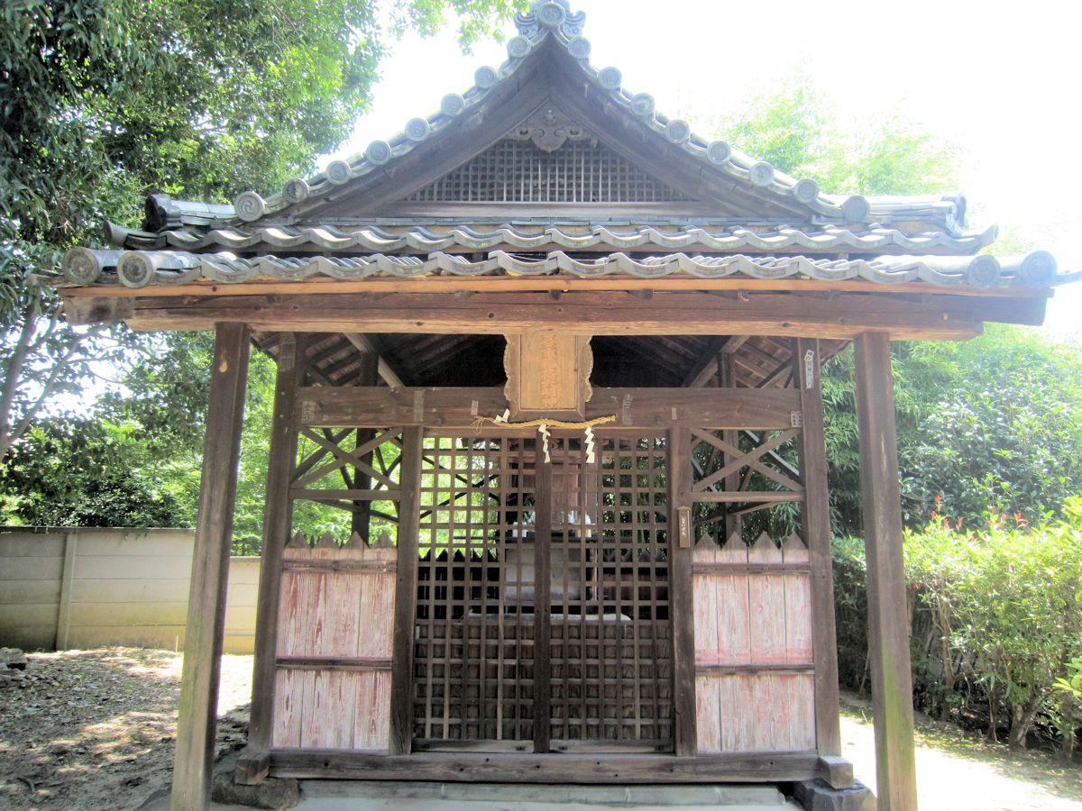 法華寺稲荷神社