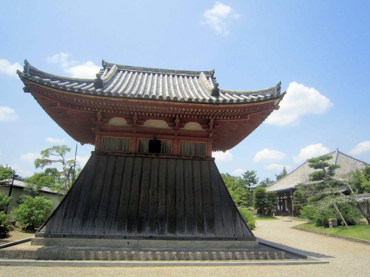 法華寺鐘楼