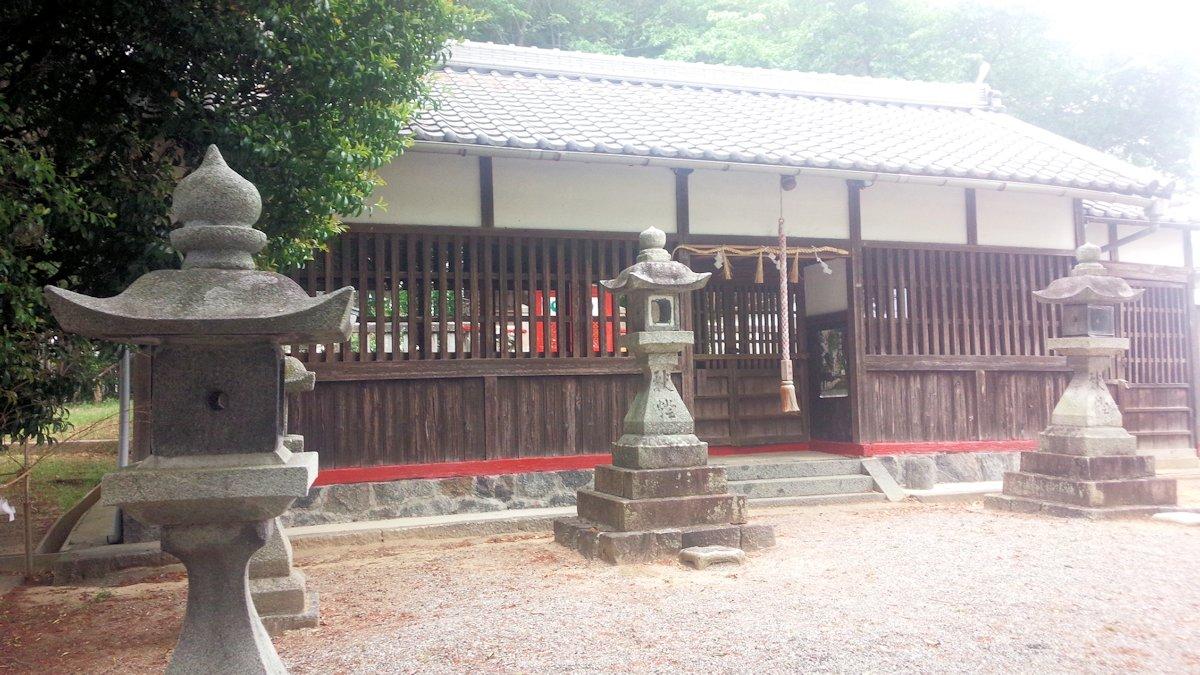 吉備春日神社