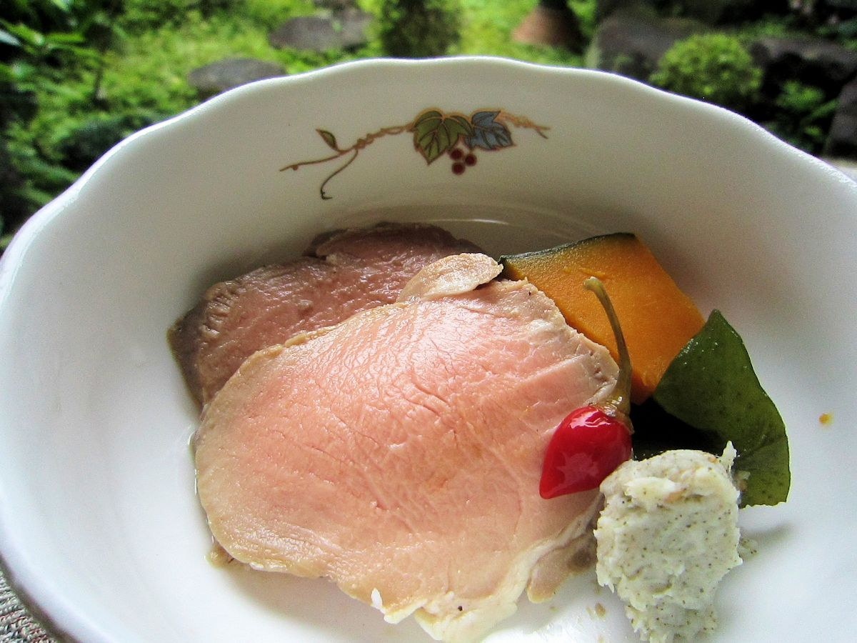 豚肉のミオグロビン
