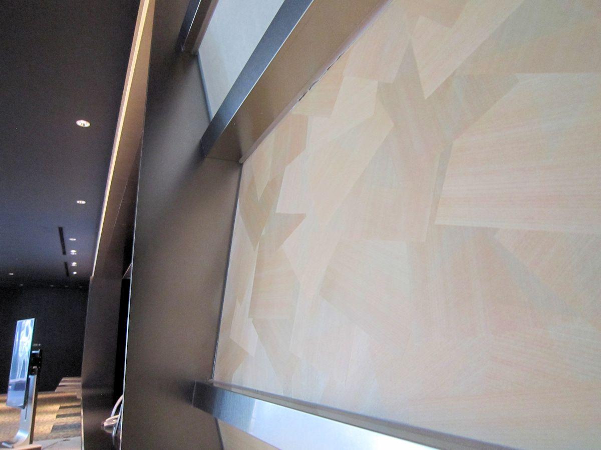 奈良県コンベンションセンターの意匠