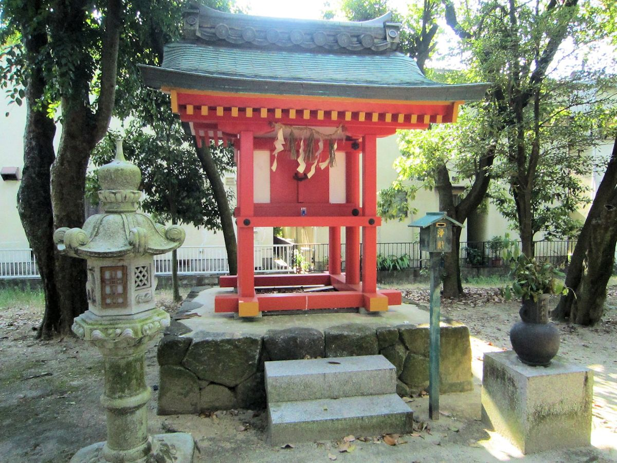 時風神社本殿