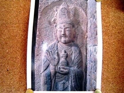 十輪院の弥勒菩薩