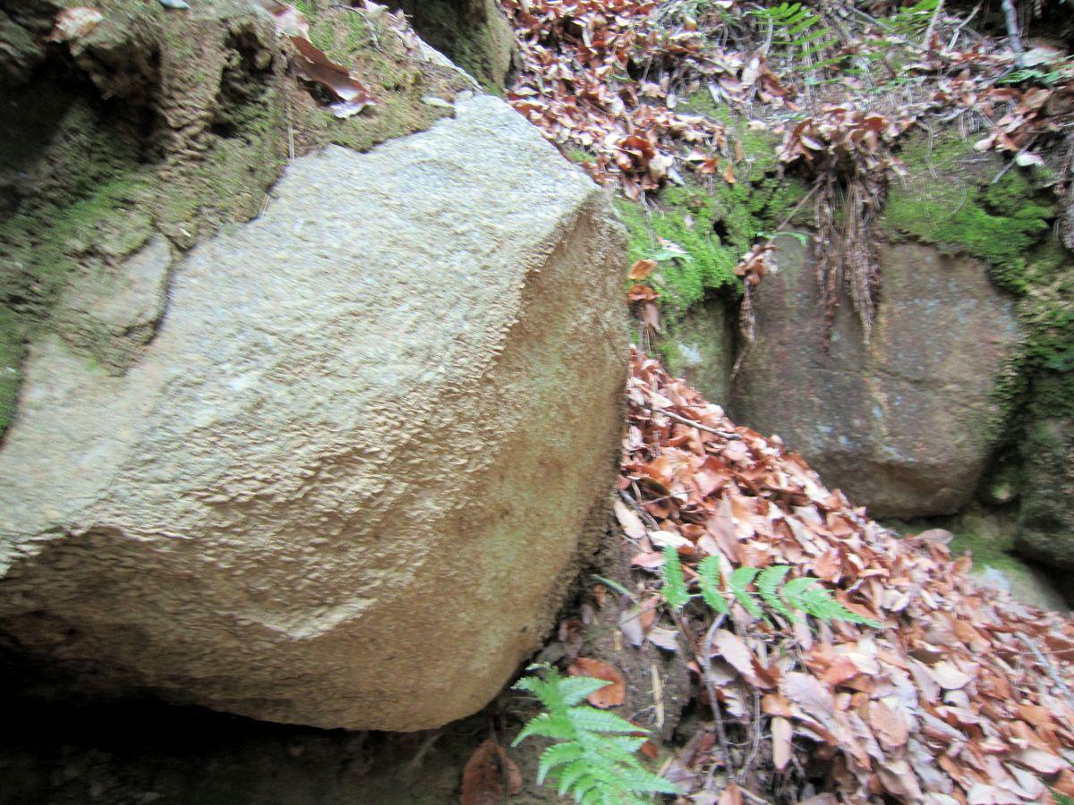 石上大塚古墳の横穴式石室