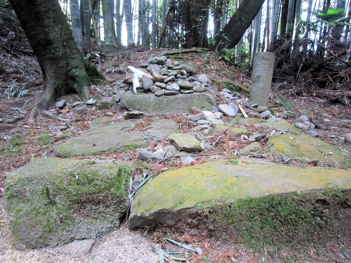 高田山口神社の祭壇