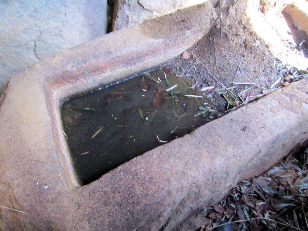 徳利塚古墳の石棺