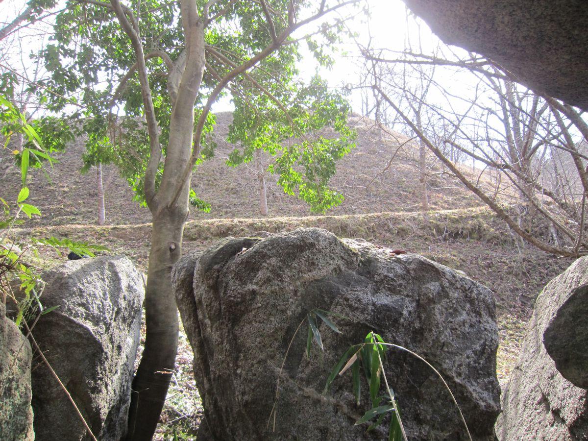 徳利塚古墳の横穴式石室