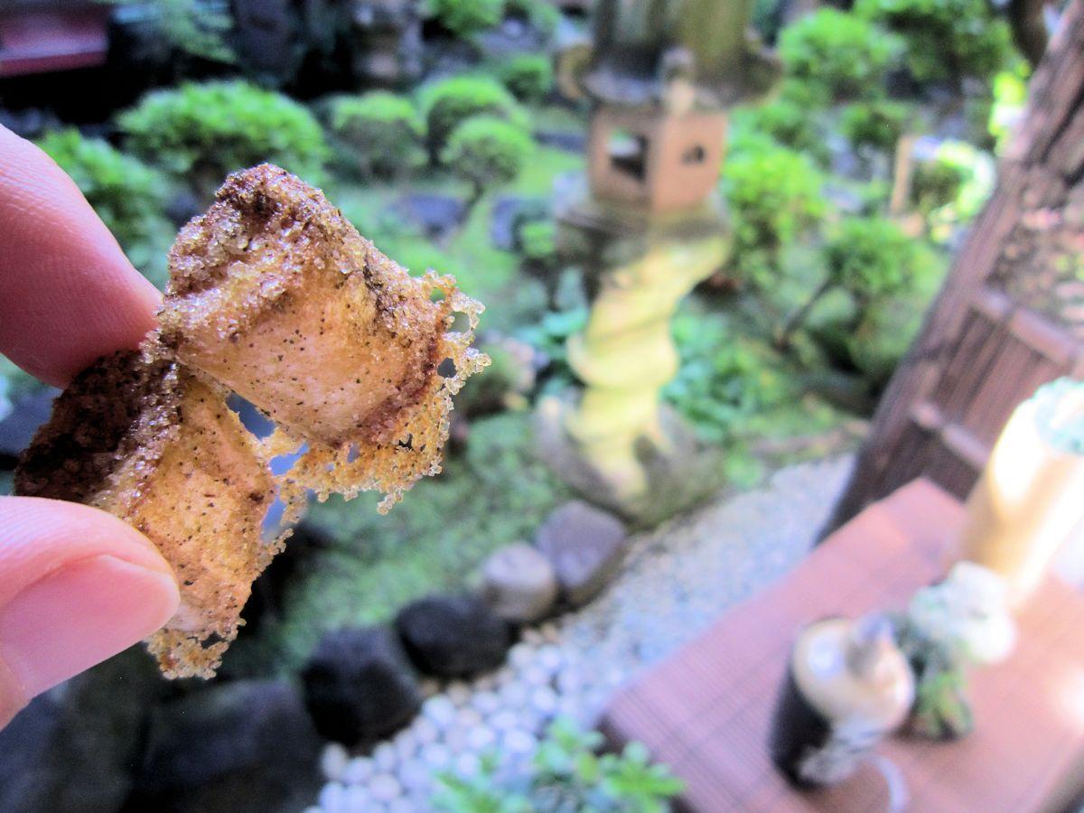 モリンガ麩のシュガーバタークッキー